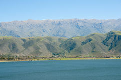 La-Angostura-Verdammung - Tucuman - Argentinien Lizenzfreies Stockbild