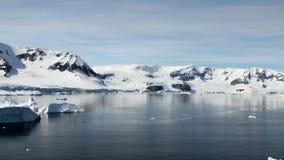 La Antártida almacen de video
