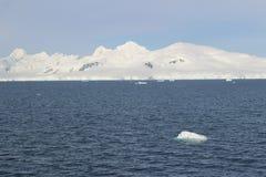 La Antártida - paisaje Fotos de archivo libres de regalías