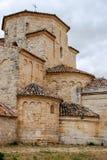 La Anunciada. Hermitage of La Anunciada, Urueña. Spain Stock Image