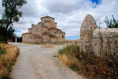 La Anunciada. Hermitage of La Anunciada, Urueña. Spain Stock Photography