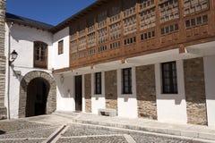 La Anunciada monastery outbuilding Stock Images
