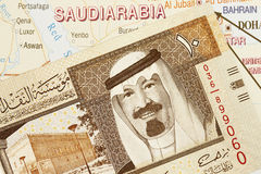 La Arabia Saudita fotografía de archivo