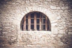 La arcada de Álamo Imagenes de archivo