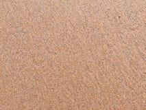 La arena en la playa Foto de archivo libre de regalías