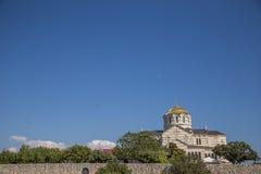 La arquitectura de Sevastopol Imagen de archivo