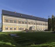 La arquitectura en abadía del sergei de Sam, Federación Rusa Imágenes de archivo libres de regalías