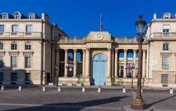 La asamblea nacional francesa, París, Francia Foto de archivo libre de regalías