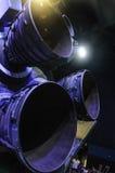 La Atlántida en la exhibición en Kennedy Engines Imagen de archivo libre de regalías