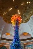 La Atlántida, la palma, Dubai Imágenes de archivo libres de regalías