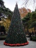La atmósfera de la Feliz Año Nuevo ahora tiene, Fotos de archivo libres de regalías