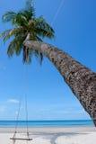 La atmósfera del mar hermoso Foto de archivo libre de regalías