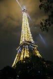 La-Ausflug Eiffel stockbild