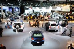 LA auto show Stock Photo