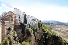 La Axarquia scenery Ronda Malaga Spain Stock Photos