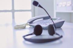 La ayuda, el centro de atención telefónica y el servicio de atención al cliente de comunicación ayudan al de fotografía de archivo libre de regalías