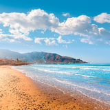 La Azohia beach Murcia in Mediterranean Spain Stock Photo