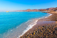 La Azohia beach Murcia in Mediterranean Spain Stock Photos