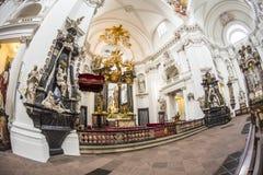 La bóveda de Fulda Imagen de archivo