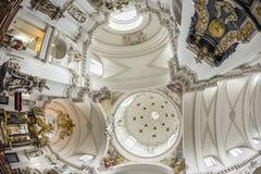 La bóveda de Fulda Imagen de archivo libre de regalías