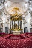 La bóveda de Fulda Fotos de archivo libres de regalías