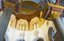 La bóveda de piedra Imagenes de archivo