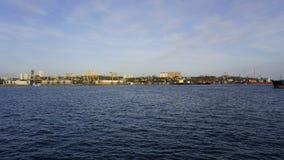 La bahía de oro del cuerno Fotografía de archivo