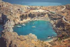 La bahía de San Pablo Imagen de archivo