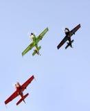 La BAHRAIN il 17 dicembre 2011: Giorno nazionale Airshow della Bahrain Fotografia Stock