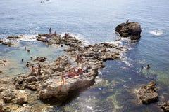La baia blu di Sebastopoli Immagine Stock Libera da Diritti