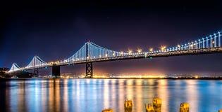 La baia Bridge2 fotografie stock libere da diritti