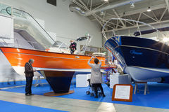 La Baia Nautica At Big Blue Rome 2014 Stock Images