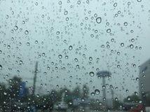 La baisse de pluie Photographie stock