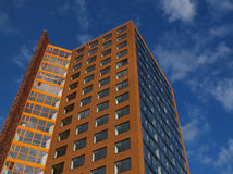 La balise. A new bilding in amersfoort, the netherlands Stock Images