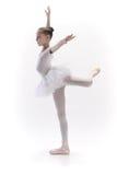 La ballerina Fotografia Stock Libera da Diritti
