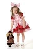La bambina fotografia stock libera da diritti
