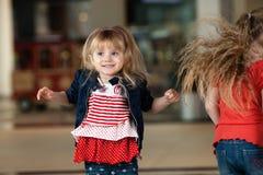 Le bambine Immagine Stock