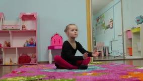 La bambina il ballerino