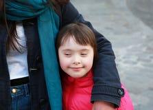 La bambina si diverte Fotografia Stock Libera da Diritti
