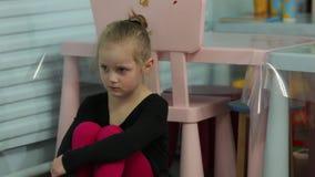 La bambina triste la ballerina archivi video