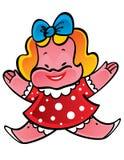 La bambola Fotografia Stock Libera da Diritti