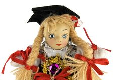 La bambola Fotografie Stock