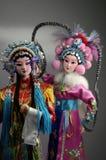 La bambola dell'opera di Pechino Fotografia Stock