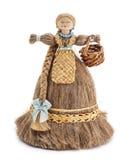 Bambola di legno. Immagini Stock