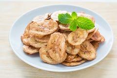 la banana disidratata scheggia la cucina fritta in olio di cocco ... - Olio Di Cocco Cucina