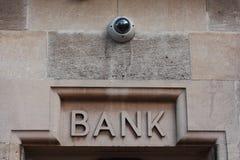 La Banca Fotografia Stock Libera da Diritti