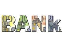 La Banca Fotografia Stock