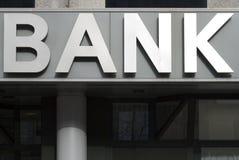 La Banca Immagini Stock