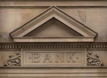 La Banca Fotografie Stock