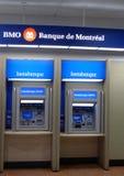 La Banca di Montreal Immagini Stock Libere da Diritti